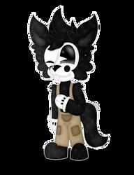 -Puppy Wolf!- by TheTigressFlavy