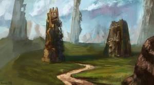 Adventure-environment by Rezuri88