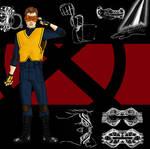 X-MEN Redesign: Cyclops