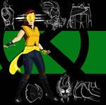 X-MEN Redesign: Marvel Girl