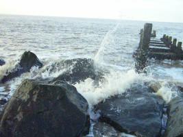 Waves by arkayaStock