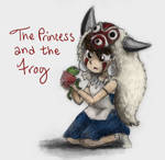 The Princess and the Frog by BaklavaLove