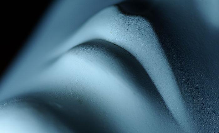 Blue..