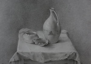 still-life training