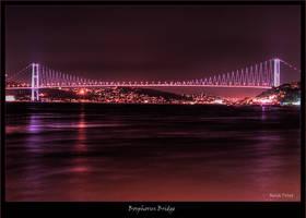 Bosphorus Bridge by mlhplt
