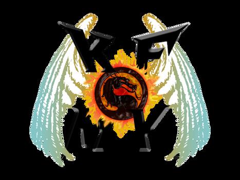 Logo - King of Fighters x Mortal Kombat