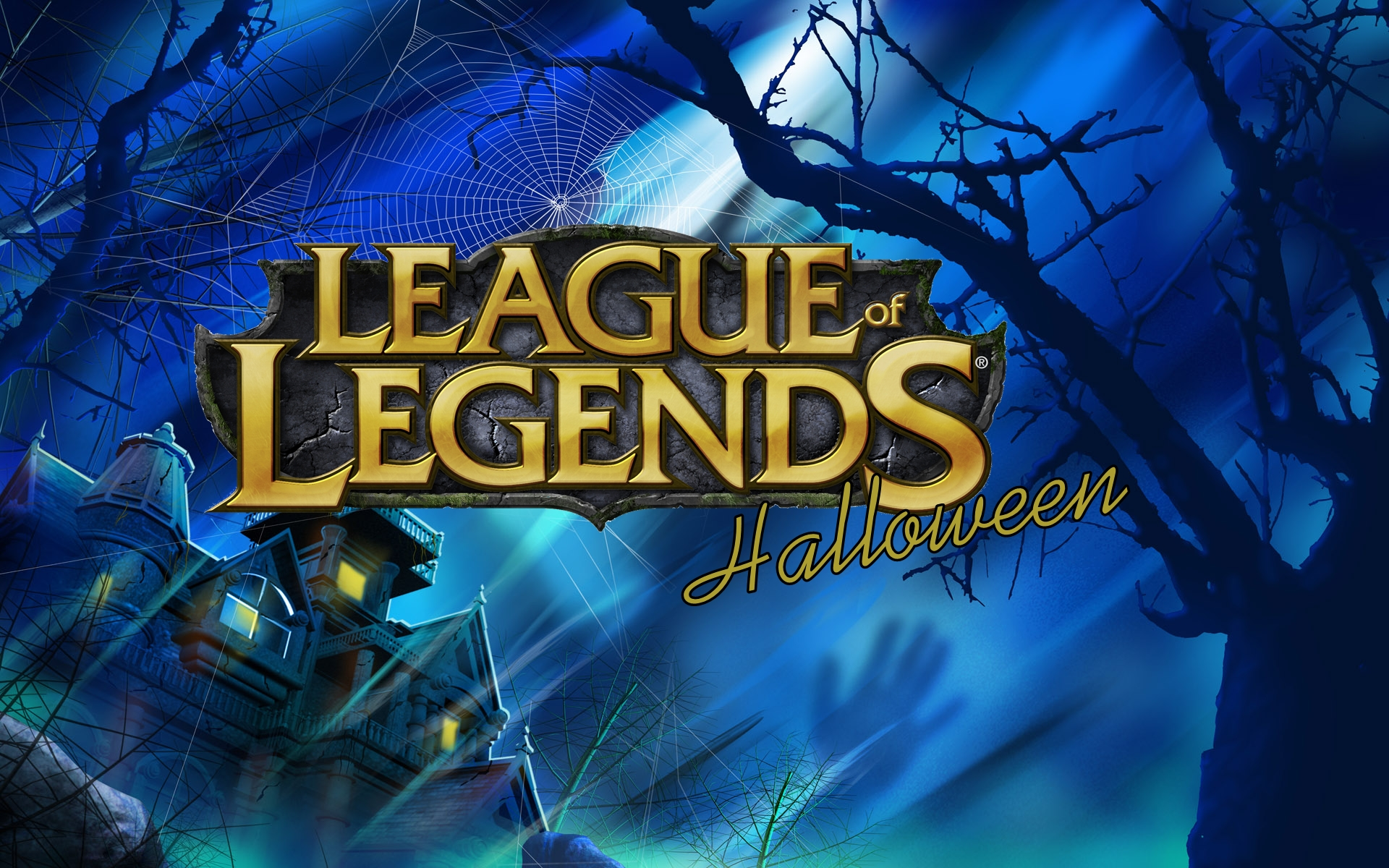 League Of Legends Halloween By Darkstriiker On Deviantart