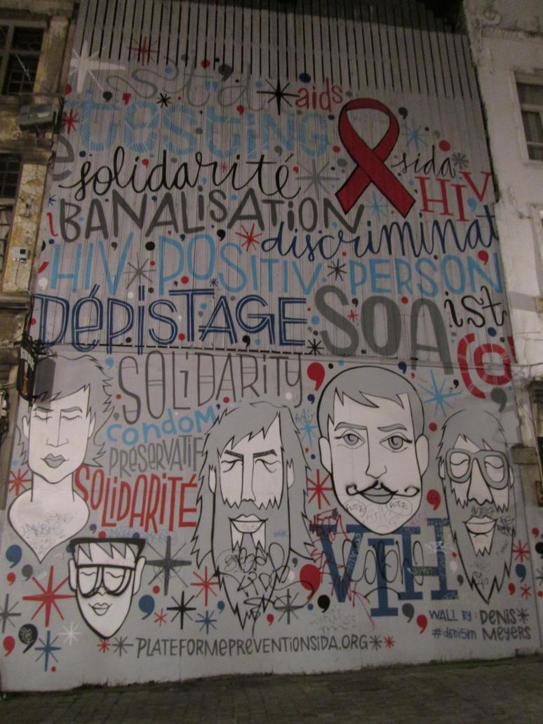 Street Art by darkstriiker