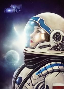Astro Woman