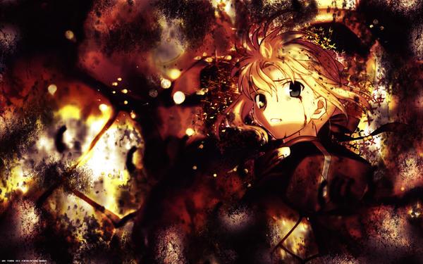 Fate Stay Night Wallpaper 2 By Sakazaki4693