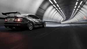Forza Horizon 4 - BMW M3 E46 Most Wanted - Tunnel