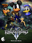 Kingdom Hearts 2 ~ Remake Poster
