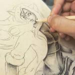 SketchBook ~ Skylar V5 Graphite