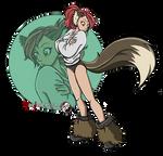 Alternate Simplified Skylar Fox 2
