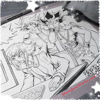 Smash or Pass coming soon for Yu-Gi-Oh! by MarieJaneWorks