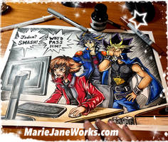Smash or Pass Yu-Gi-Oh! by MarieJaneWorks