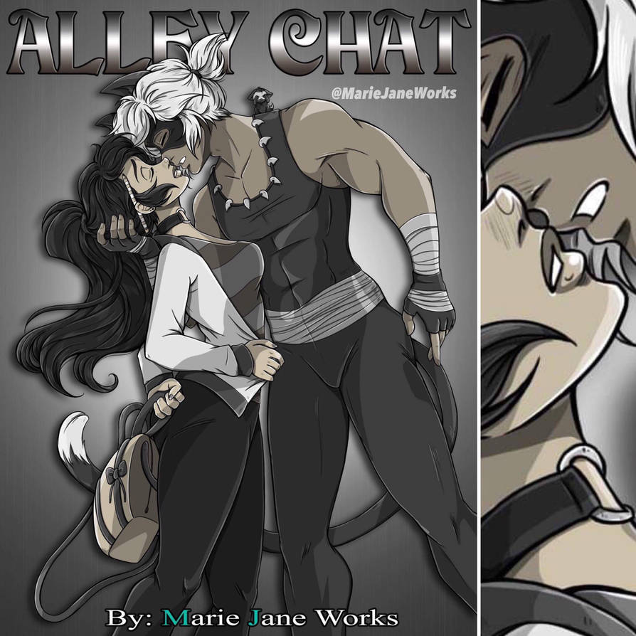 Alley Chat Cover by MarieJaneWorks