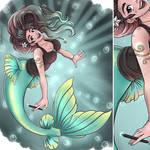 Mermaid MJ