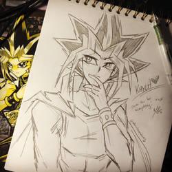Yami ~ Sketch for Kayla