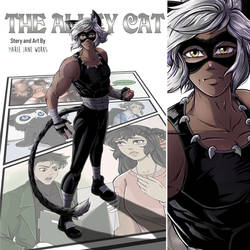 The Alley Cat ~ Cover 2021