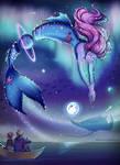 Mermay 5 ~ Cosmic