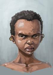 Tribal Boy by Kate3078