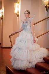 A wonderful bride by Cami86