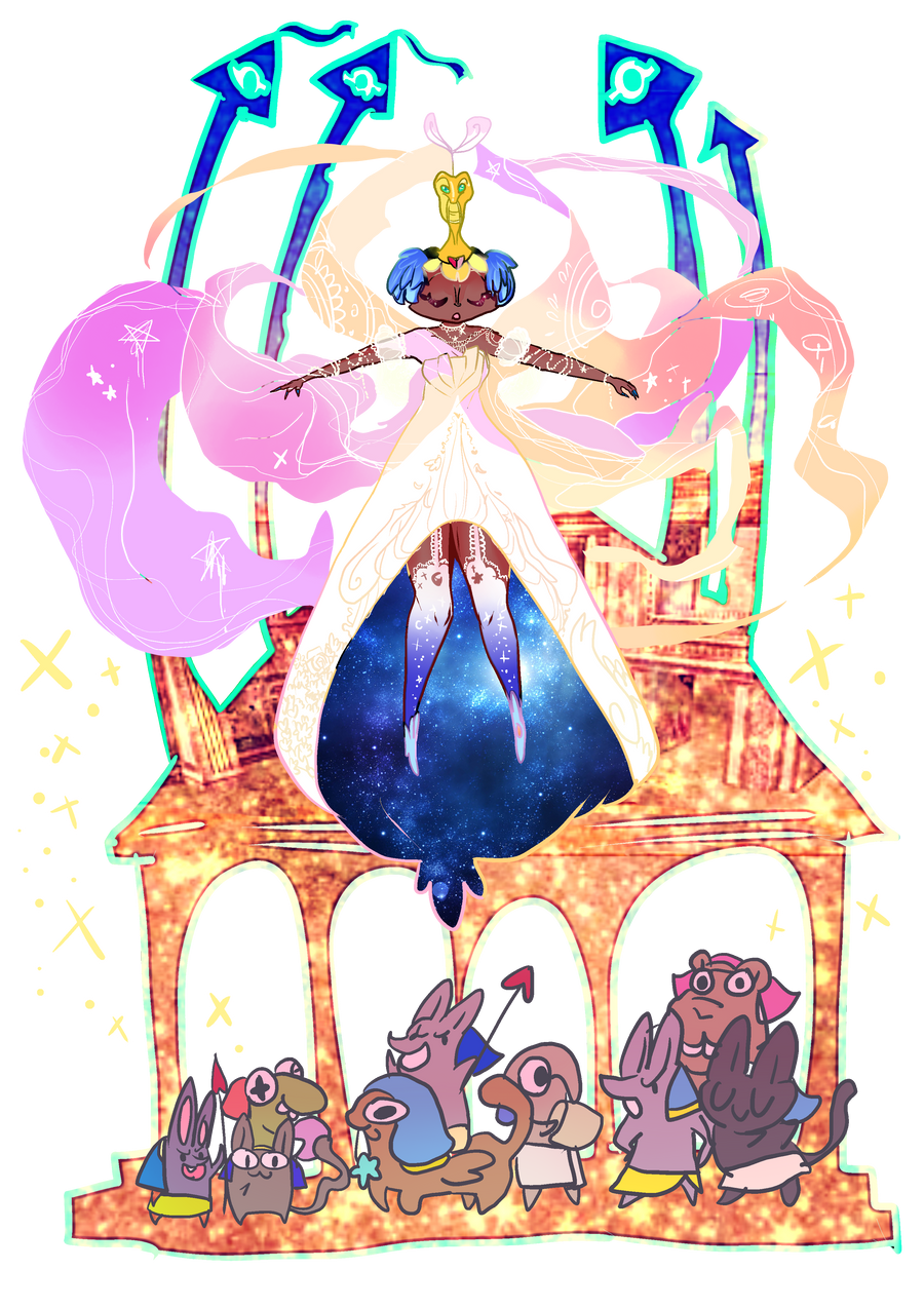 Princess Project Contest entry by BubbleDriver