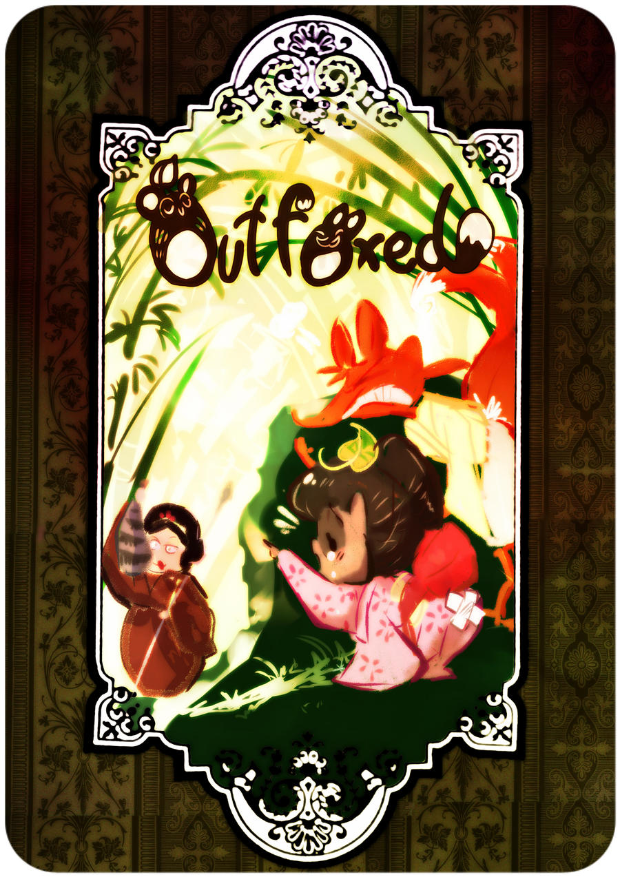 Outfoxed Edit by BubbleDriver