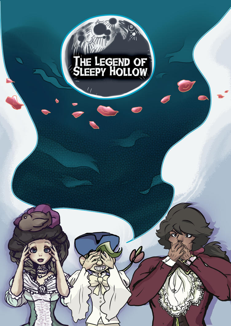 SLEEPY HOLLOW finale cover by BubbleDriver