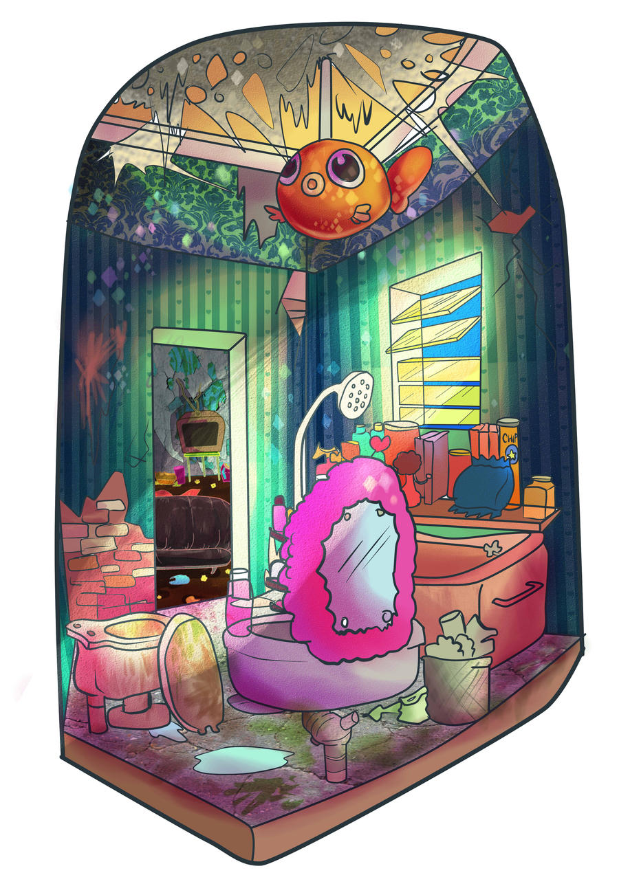Bg Art (6) by BubbleDriver