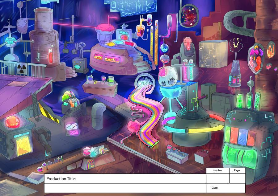 Final laboratory by BubbleDriver