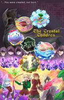 Edit for a book cover by BubbleDriver