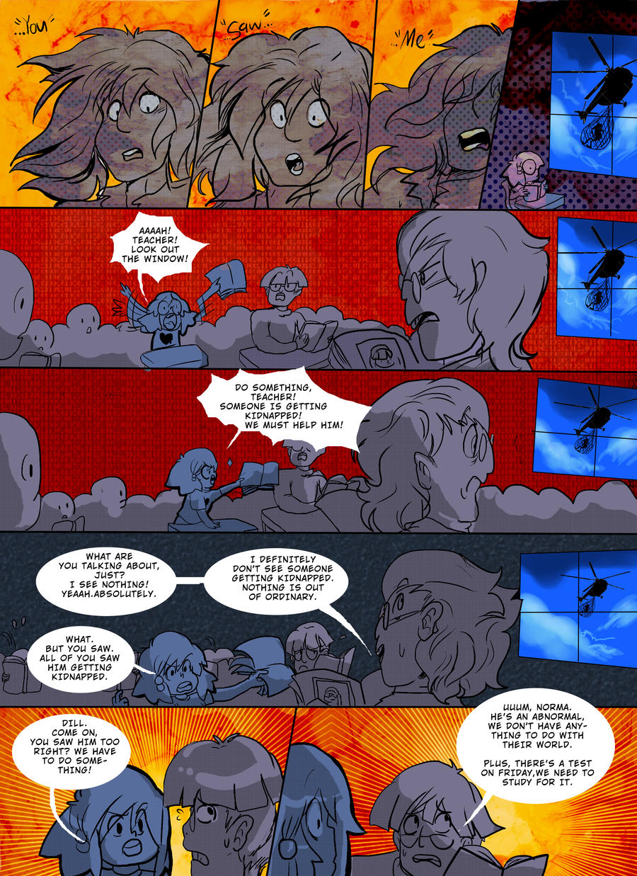 Perfectly Norma Pg 13 by BubbleDriver