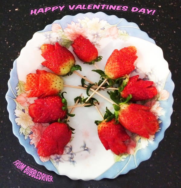 Happy Sweet and Rosy Valentines by BubbleDriver