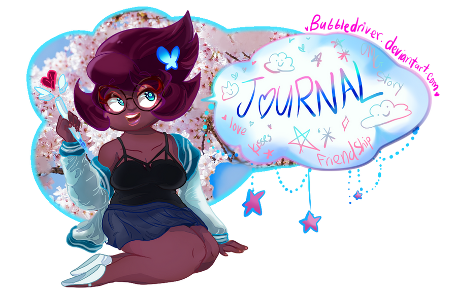 Bubbly Journal entry by BubbleDriver