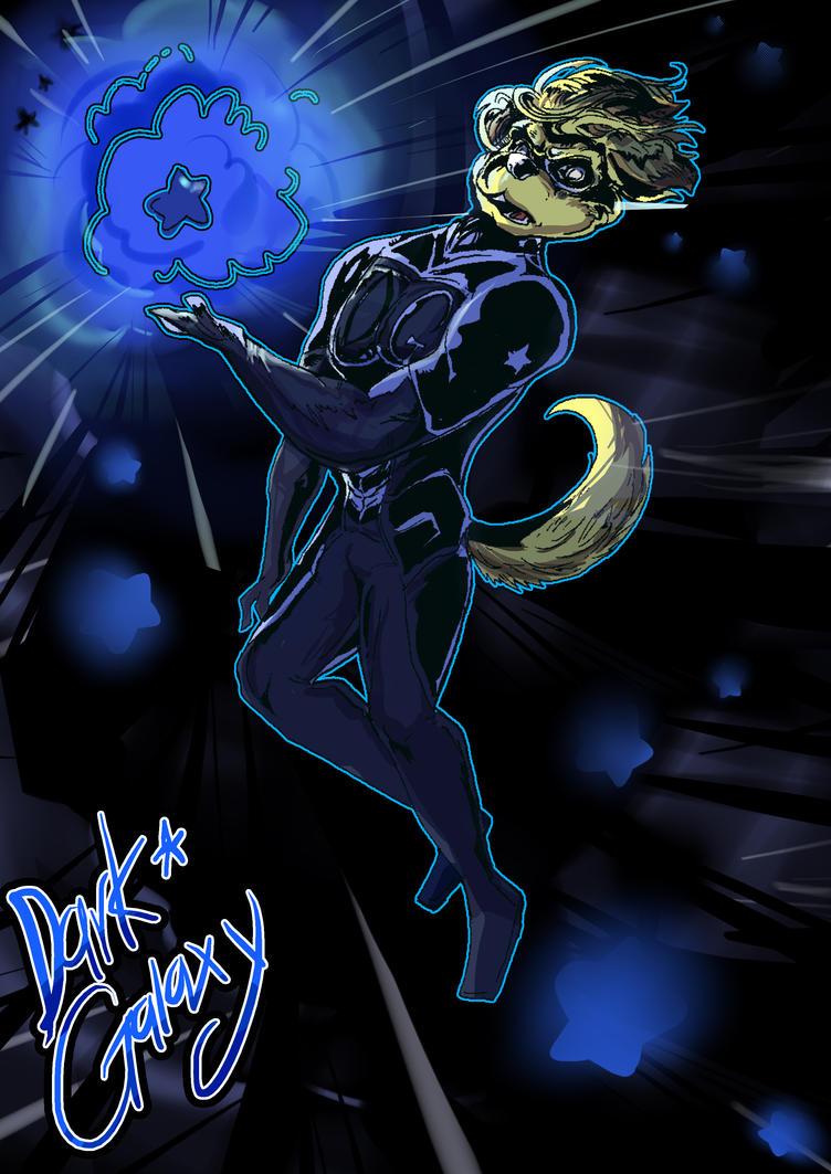 AntiVillian Dark Galaxy by BubbleDriver