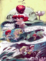 Apples Pg1 by BubbleDriver