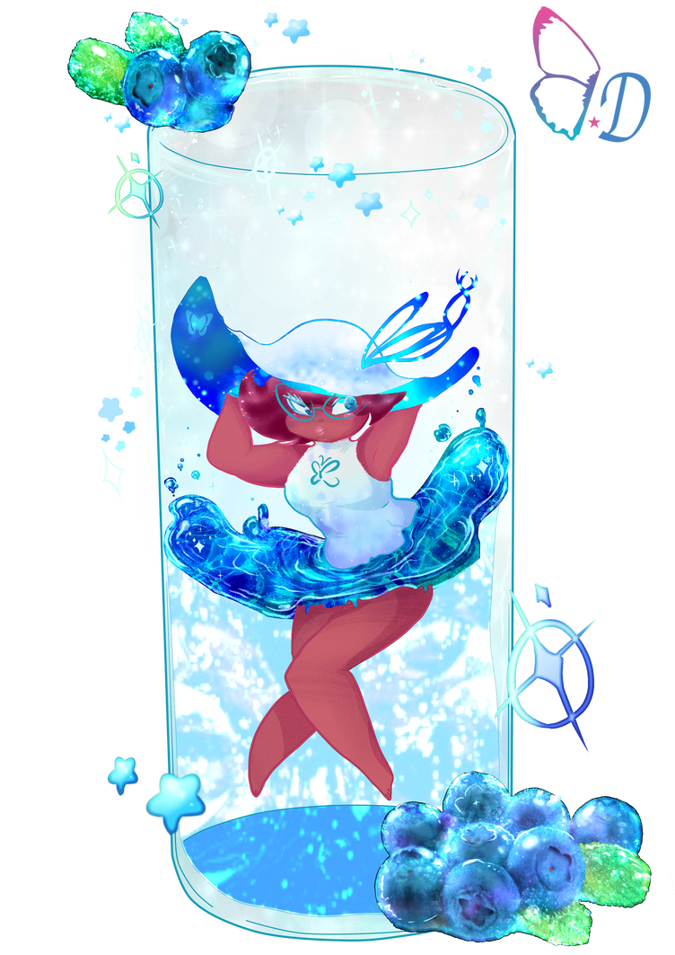 A glass of Bubbly by BubbleDriver