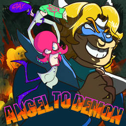 Angel to Demon by BubbleDriver