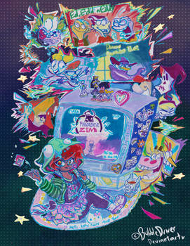 Bub to the 90s cartoons