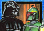 Darth Vader and Boba Fett PSC