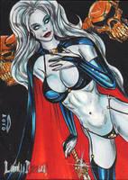 LADY DEATH AE CARD 7 by AHochrein2010