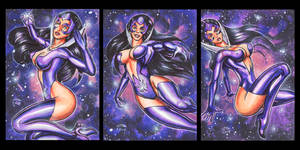 STAR SAPPHIRE PERSONAL SKETCH CARDS