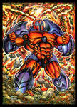 ONSLAUGHT SKETCH CARD COMMISSION
