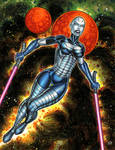 ASAJJ VENTRESS by AHochrein2010