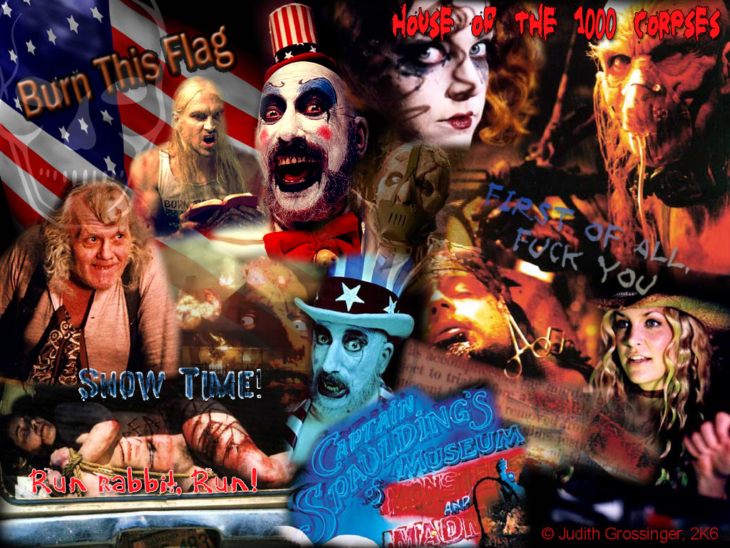 House Of The 1000 Corpses By Judde On Deviantart