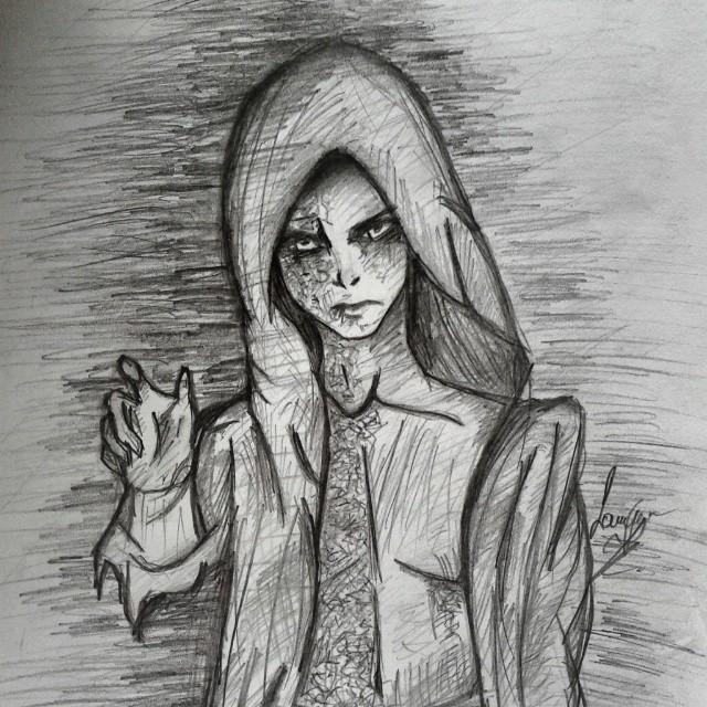 Evil within art