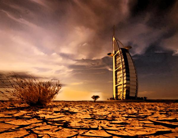 Burj Al Arab By Fone337