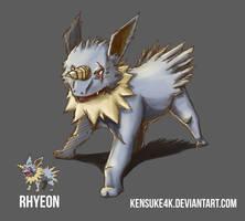 Pokefusion Rhyeon